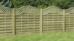 1800x900 Florence Tanalised Arch Topped Euro Fence Panel With Trellis Top 6x3 For Sale Ebay