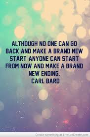 quotes about new year starting over quotes