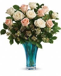 ocean of roses bouquet in tulsa ok