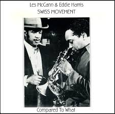 Notes from the Ironbound: Track of the Week: Les McCann & Eddie ...