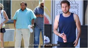 Jonah Hill before and after weight loss ...