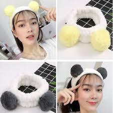 ear elastic soft c fleece headband