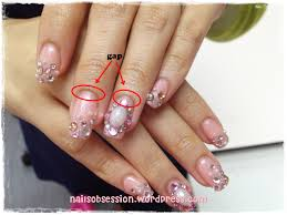 fill in for gel nails