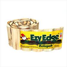 treated pine ezy edge garden edging