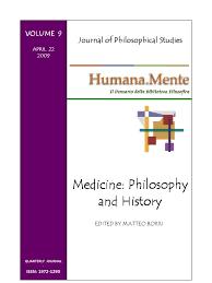 Humana_Mente 09 Medicine.philosophy&History