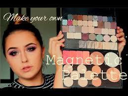 magnetic palette and de pot