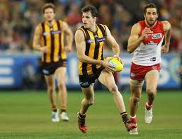 Josh Kennedy, Isaac Smith - Josh Kennedy and Isaac Smith Photos - AFL Rd 18  - Hawthorn v Sydney - Zimbio