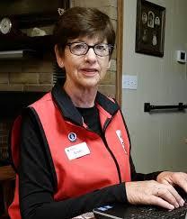 Veterans Continue Service as Red Cross Volunteers
