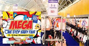 singapore expo baby land mega one stop