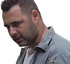 Character: Ed Peletier of the group: Rick's zombie apocalypse ...