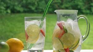detox water for weight loss wellness