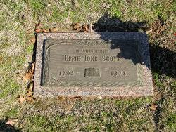 Effie Ione Dominey Scott (1903-1978) - Find A Grave Memorial