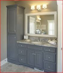 Vanity In Closet Or Bathroom - Image of Bathroom and Closet