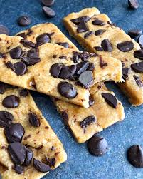 cookie dough protein bars low carb