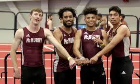 Aaron Webb - Men's Track - McMurry University Athletics