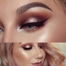 wedding eye makeup ideas for brides