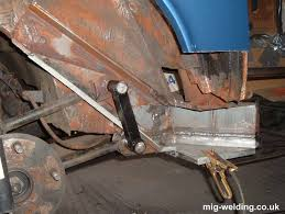 car chis welding tips