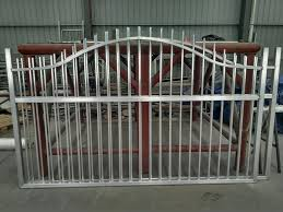 China Iron Main Gate Designs Wrought Iron Fence Door Fence Gate Photos Pictures Made In China Com