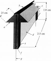 Design Of Exclusion Fence With 25 Cm Overhangs Fence Components Download Scientific Diagram