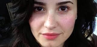 celebrities with no makeup stars