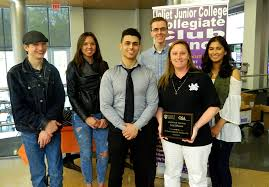 JJC Collegiate Club Presents Annual Awards