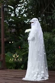 Delicate Niqabi Bridal Gown Dugun Gelinlik Gelin Partisi