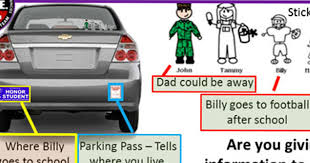 Ohio Search And Rescue Group Warns About Sharing Too Much Information Stuck To The Family Car Bad Guys Could Be Looking Too Cbs News