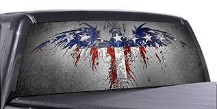 Get The Best Truck Back Window Decals Online At Car Decals Store Back Window Decals Rear Window Decals Window Decals