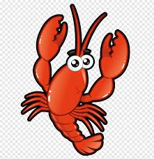 Drawing, Cartoon lobster free png ...