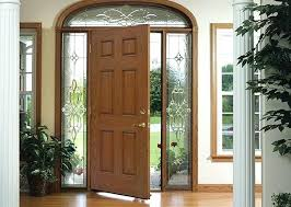 front entry door fiberglass doors