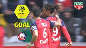 Goal Loïc REMY (27') / LOSC - Girondins de Bordeaux (1-0) (LOSC ...