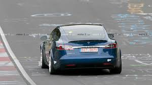 Tesla Model S Plaid Prototype - 4368871