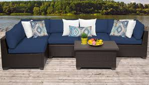 6 piece outdoor wicker patio furniture