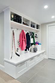 32 small mudroom and entryway storage