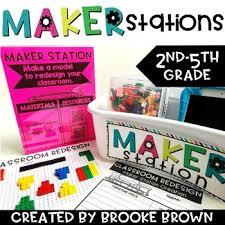 Image result for makerstation logo