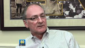 Jack Swarbrick - College Football Playoff Good For Notre Dame? | Coach and  Athletic Director