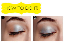 mistake free way to applying eyeshadow