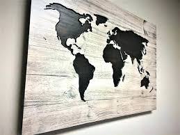 World Map Wall Tapestry San Diego Map Wall Art Ca Wood Map Kids Room Decor Dannyjbixby Printable Map Collection