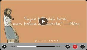 quotes novel dilan bikin baper for android apk