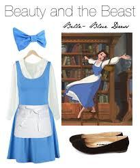 belle costumes disney