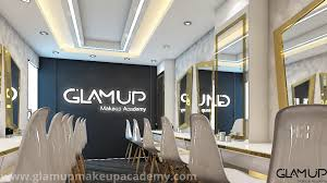 glamup makeup academy in delhi ncr