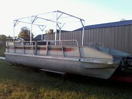 Diy Upper Deck Pontoon Forum Get Help With Your Pontoon Project Page 1