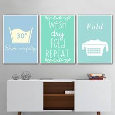 2020 Funny Fold Clothespin Ironing Wall Art Canvas Painting Nordic Posters And Prints Wall Pictures For Laundry Room Bathroom Decor From Cccofficialstore 3 81 Dhgate Com