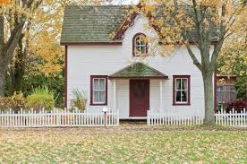 American Dream With Picket Fence The Fence Masters