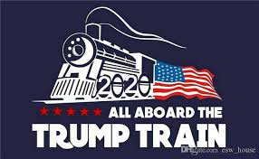 2020 Trump Car Sticker Donald Trump Locomotive Stickers Train Window Sticker All Board The Trump Train Sticker Decal Signs Decal Sticker Maker From Chenbing01 9 36 Dhgate Com