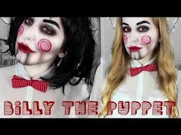 billy the puppet jigsaw halloween
