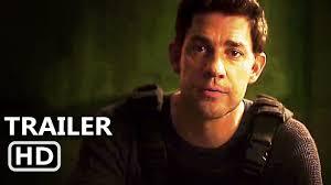 JACK RYAN Official Trailer TEASER (2017) John Krasinski, TV Series HD -  YouTube