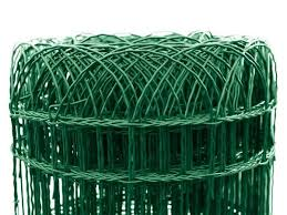 Pvc Mesh With Galvanized Wire Refers To Welded Mesh Or Fence