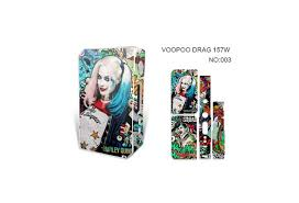 Skin Decal Vinyl Wrap For Voopoo Drag 157w Tc Resin Reg Vape Mod Stickers Skins Cover Colorful Space Gasses 3 Wish