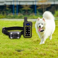 Remote Hunting Dog Training Shock Collar With Strobe Led Pet Control Hq